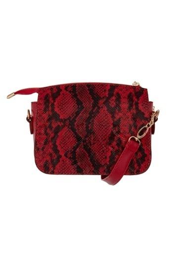 Coquet Accessories Çanta Kırmızı